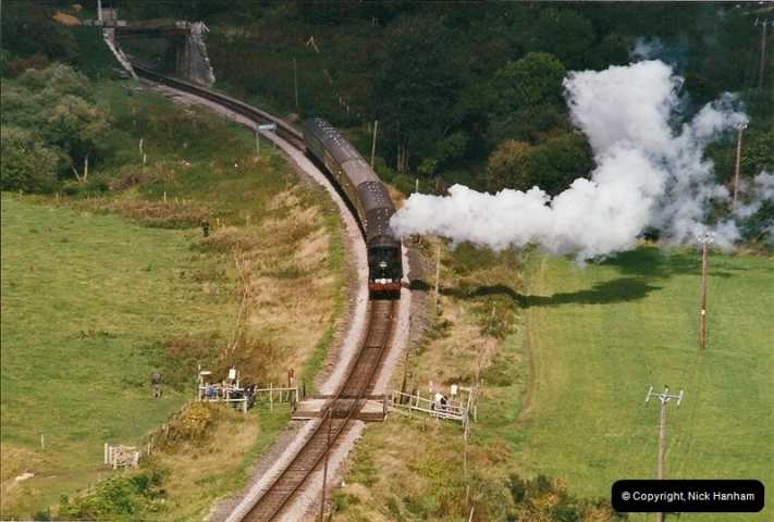 2004-09-11 SR Steam Gala with your Host driving 80104.  (23)604