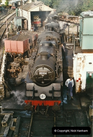 2004-09-11 SR Steam Gala with your Host driving 80104.  (2)583