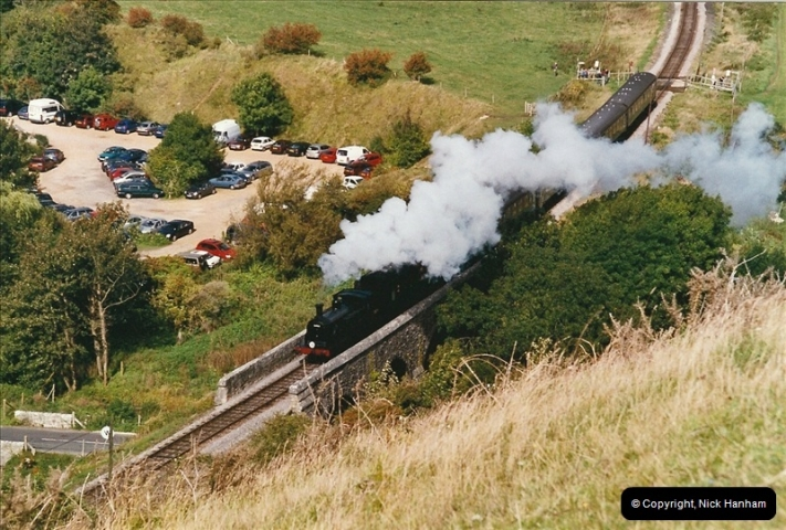 2004-09-11 SR Steam Gala with your Host driving 80104.  (26)607