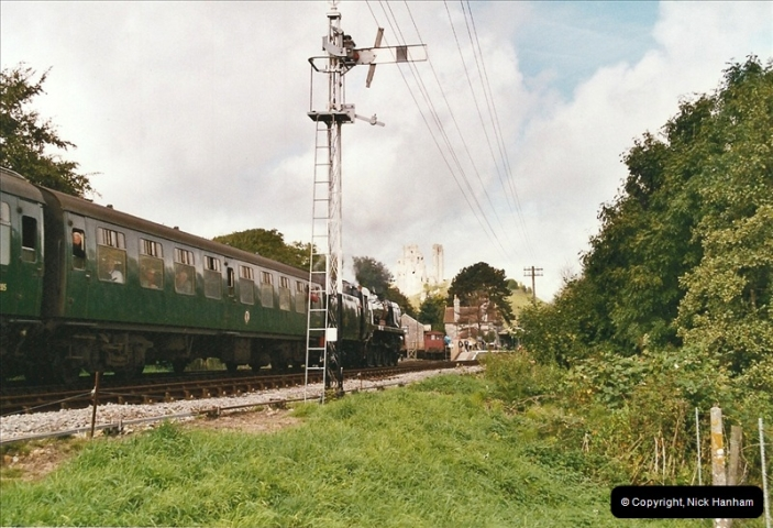 2004-09-11 SR Steam Gala with your Host driving 80104.  (30)611