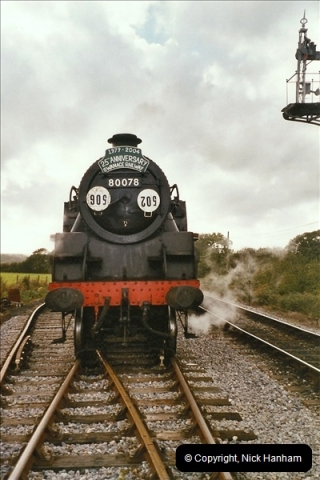 2004-09-11 SR Steam Gala with your Host driving 80104.  (36)617