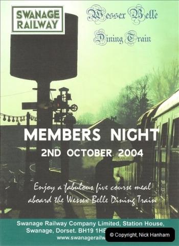 2004-10-02 Staff Dining Train.  (1)628