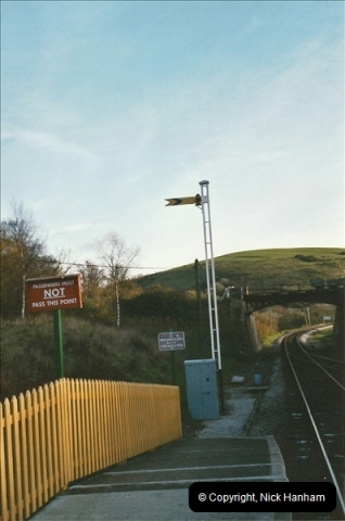2004-12- 01 to 24 On and about the Swanage Railway.  (19)727