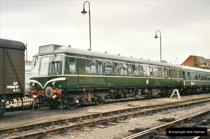 2004-12- 01 to 24 On and about the Swanage Railway.  (23)731