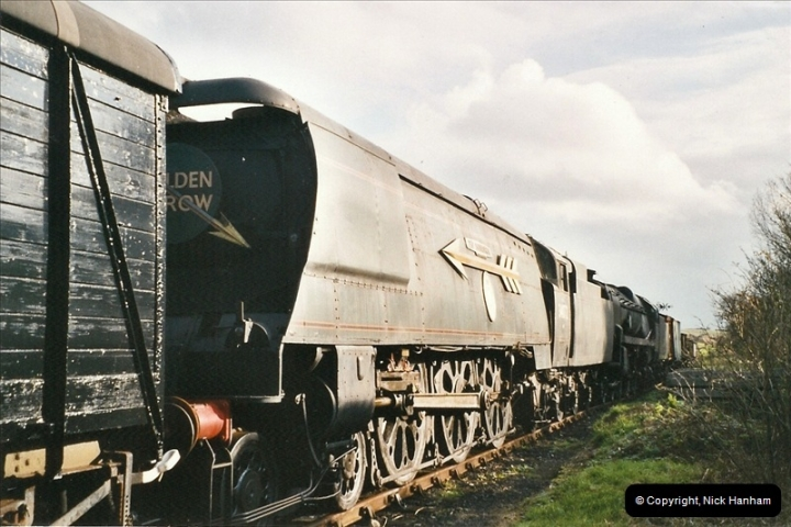 2004-12- 01 to 24 On and about the Swanage Railway.  (29)737