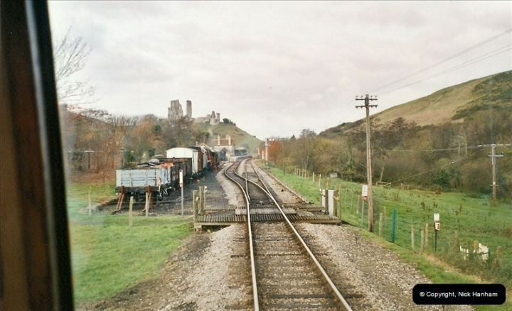 2004-12- 01 to 24 On and about the Swanage Railway.  (3)711