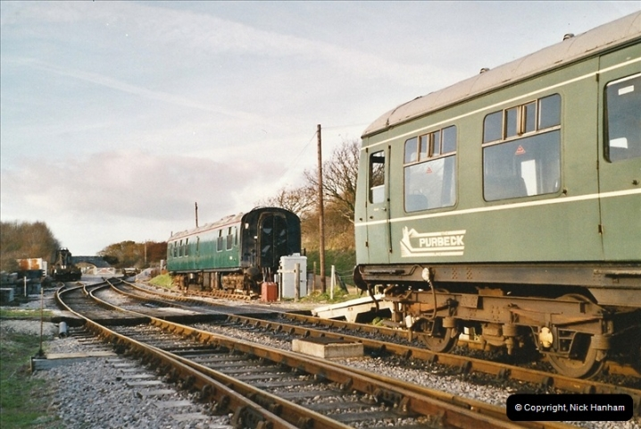 2004-12- 01 to 24 On and about the Swanage Railway.  (8)716