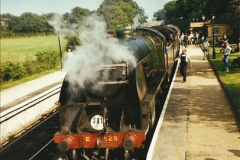 2002-09-14 SR Steam Gala. Your Host driving 80104. (14)163