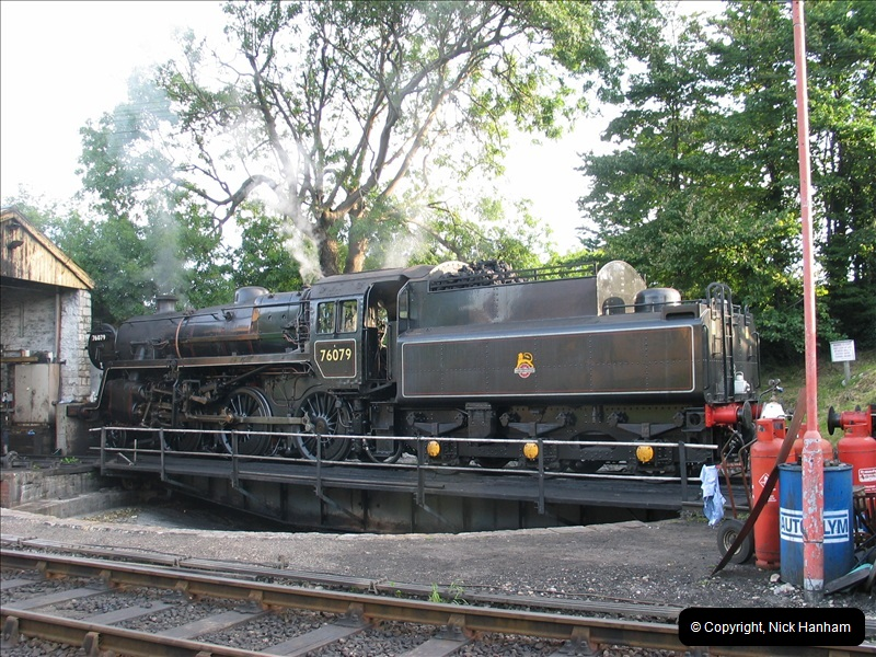 2007-07-08 SR 40 Years Since the End of Steam (9)425