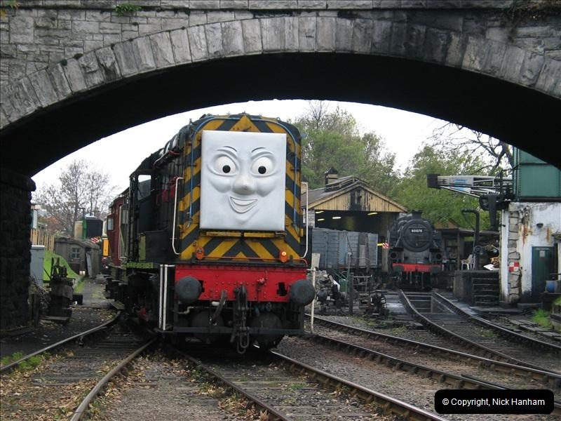 2007-10-25 SR Thomas Week.  (18)501