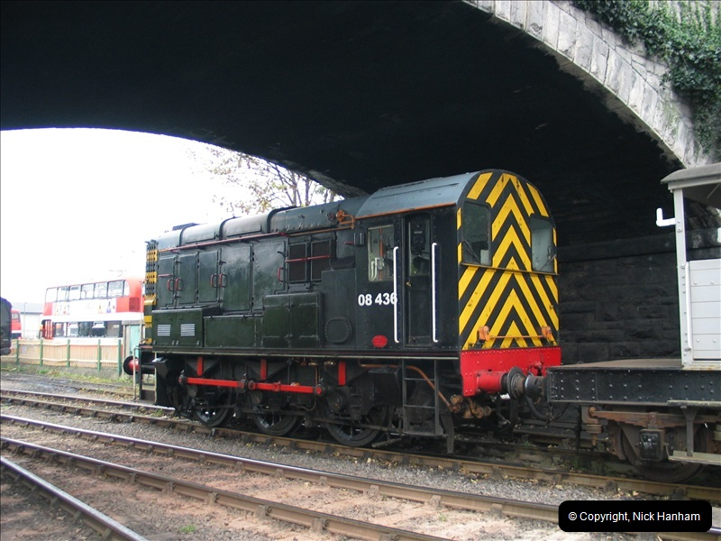 2007-10-25 SR Thomas Week.  (20)503