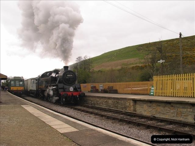2005-04-16 Swanage Railway 50s & 60s Event @ Ciorfe Castle, Dorset.   (2)002
