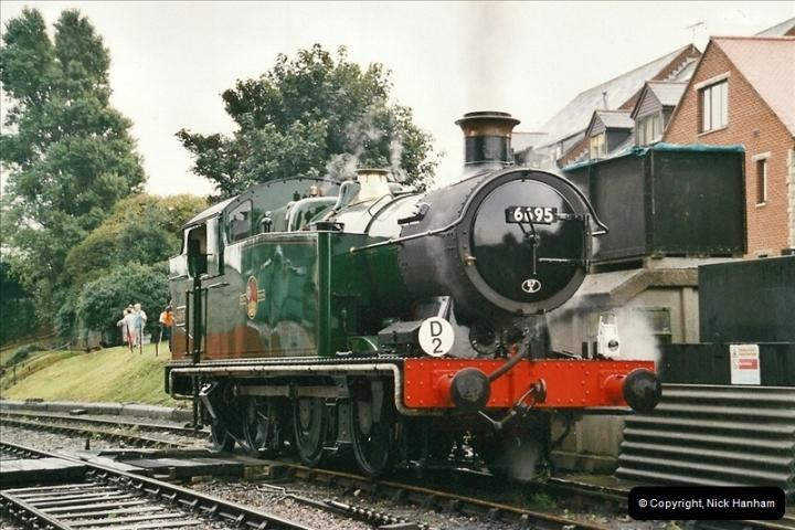 2005-08-11 6695 in light steam.  (2)175