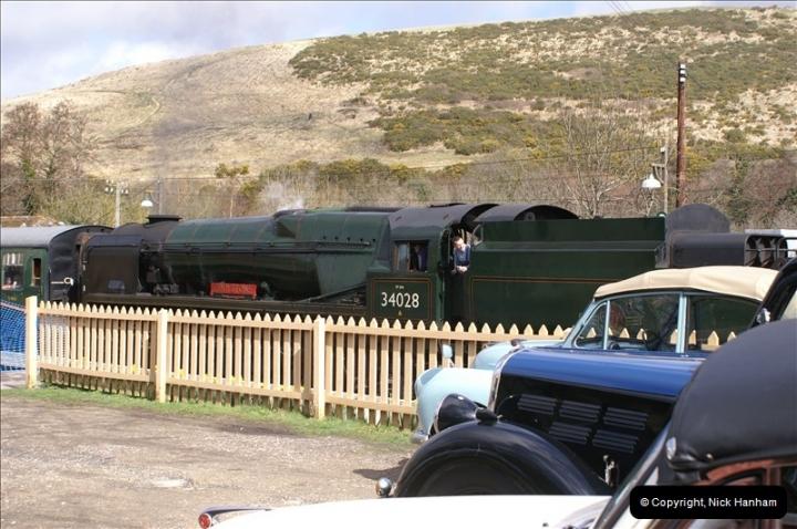 2006-03-31 SR Branch line Weekend @ Corfe Castle Dorset. (2)193