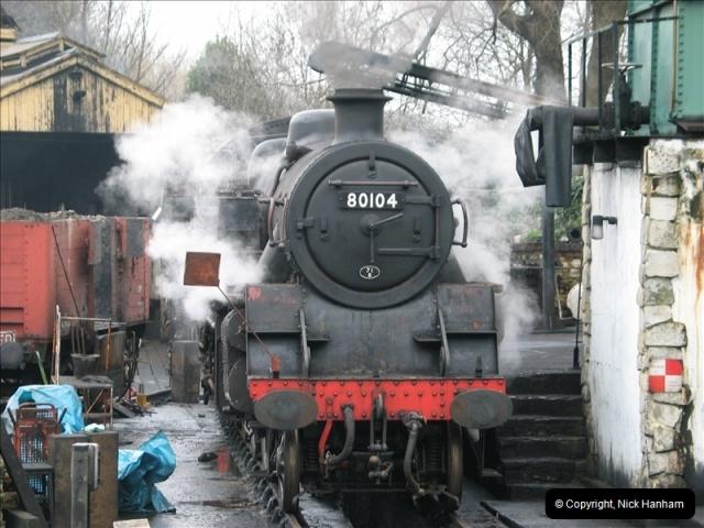 2007-02-17 Swanage Depot (2)337