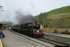 2005-04-17 Swanage Railway 50s & 60s Event, @ Corfe Castle, Dorset.  (3)035
