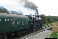 2005-04-17 Swanage Railway 50s & 60s Event, @ Corfe Castle, Dorset.  (4)036