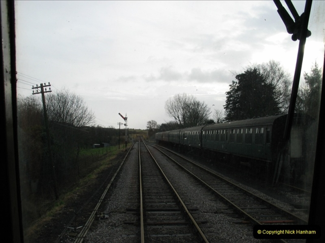 2008-01-05 First ever January DMU service.  (41)0041