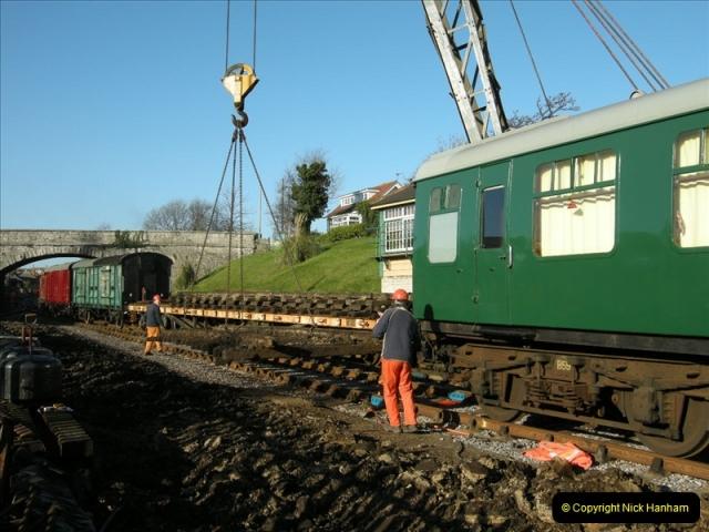 2008-11-12 Mor SR P-Way work.  (24)0496