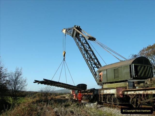 2008-11-12 Mor SR P-Way work.  (36)0508