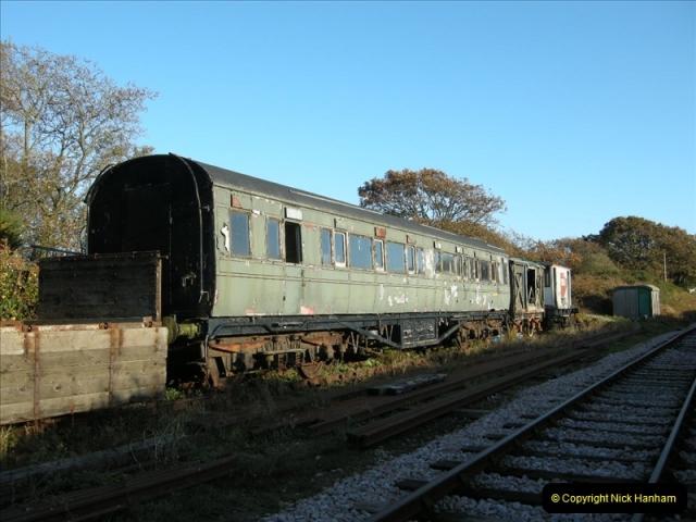 2008-11-12 Mor SR P-Way work.  (84)0556
