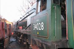 2008-02-11 Driving 34028 Eddystone.  (3)0060