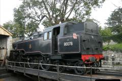 2008-08-09 34070 Manston arrives.  (15)0179