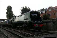 2008-08-09 34070 Manston arrives.  (5)0169