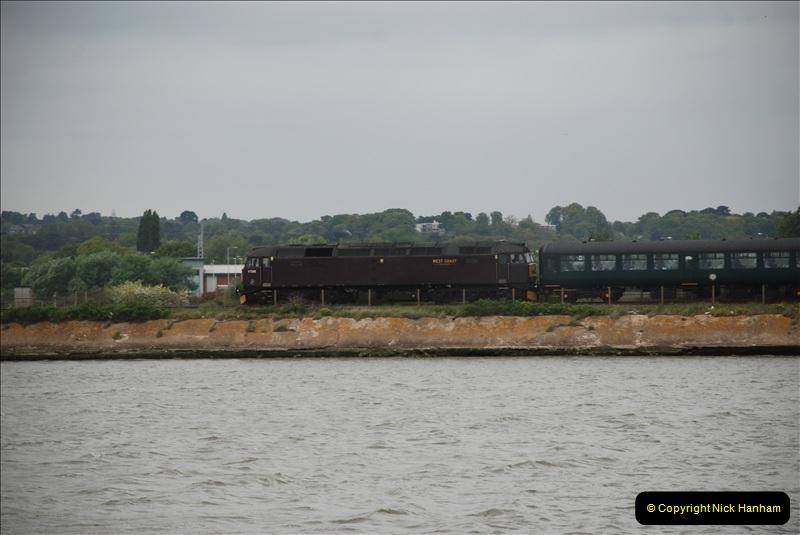 2009-05-04 SR visit Tangmere @ Holes Bay, Dorset.  (24)0136