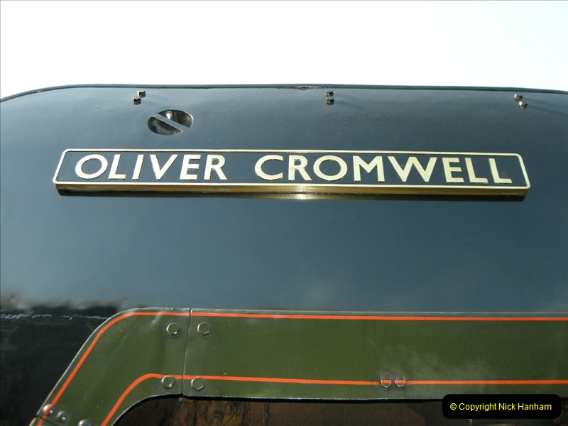 2009-05-24 Oliver Cromwell @ Swanage.  (12)0320