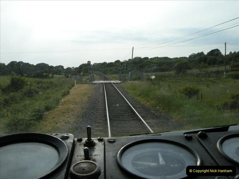 2009-06-05 Late turn DMU (17)0474