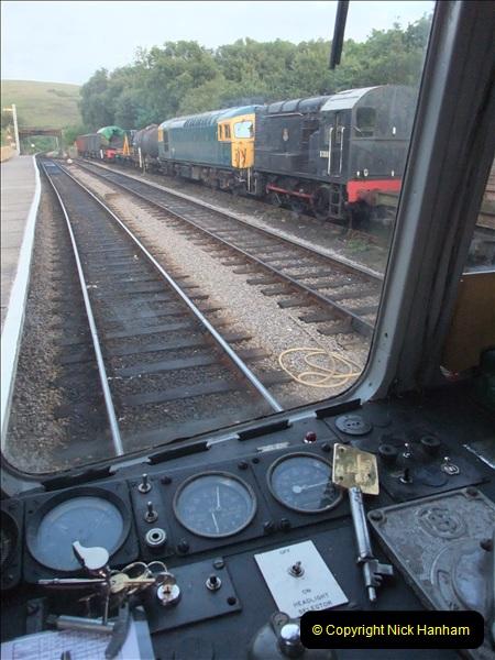 2009-07-22 Late turn DMU.  (32)0635