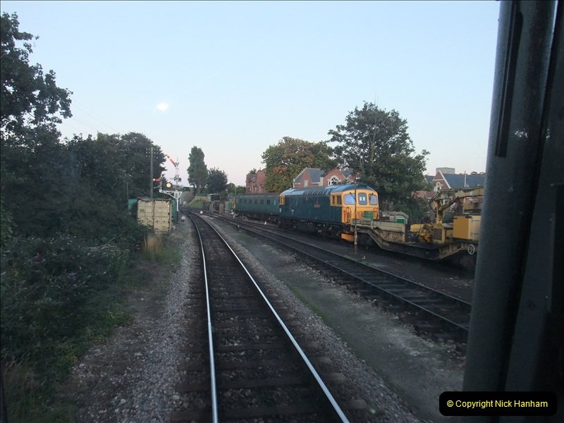 2009-08-18 The Swanage Railway.  (17)0761
