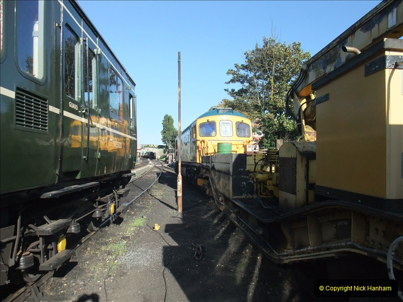 2009-08-18 The Swanage Railway.  (3)0747