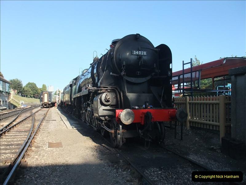 2009-08-18 The Swanage Railway.  (4)0748