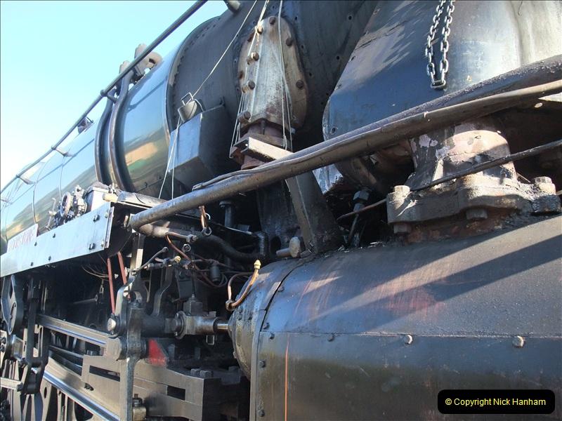 2009-08-18 The Swanage Railway.  (6)0750