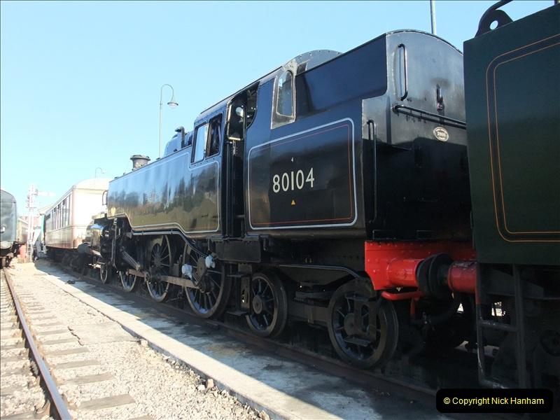 2009-08-18 The Swanage Railway.  (7)0751
