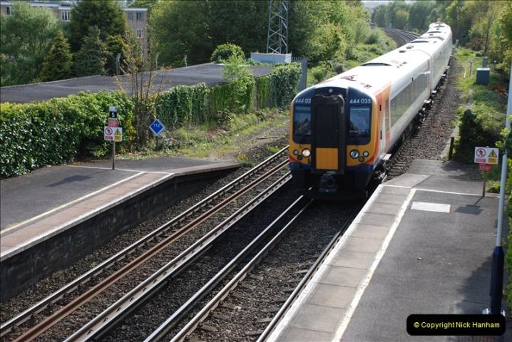 2009-05-02 Parkstone Station, Dorset & Tangmere (20)0043