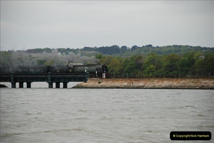 2009-05-04 SR visit Tangmere @ Holes Bay, Dorset.  (15)0127