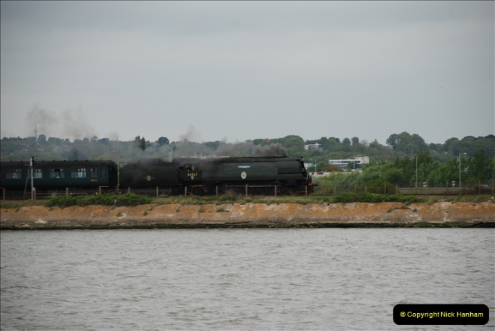 2009-05-04 SR visit Tangmere @ Holes Bay, Dorset.  (19)0131