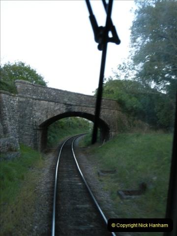 2009-05-15 Driving the late turn DMU.  (19)0250