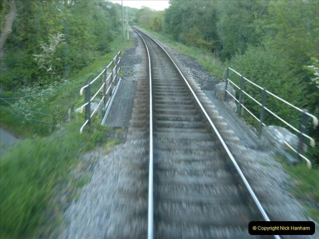 2009-05-15 Driving the late turn DMU.  (20)0251