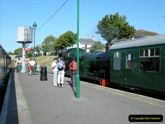 2009-05-24 Oliver Cromwell @ Swanage.  (28)0336