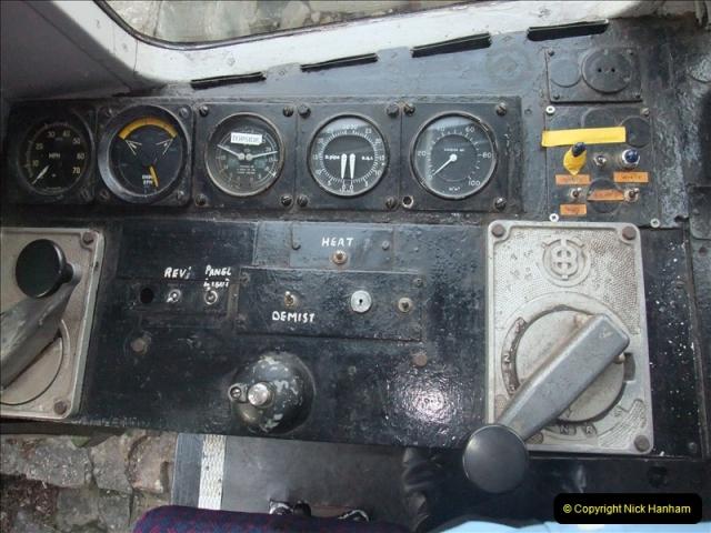 2009-07-22 Late turn DMU.  (15)0618