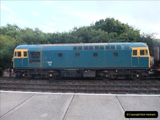 2009-07-22 Late turn DMU.  (21)0624