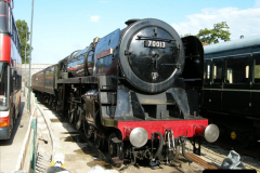 2009-05-24 Oliver Cromwell @ Swanage.  (3)0311