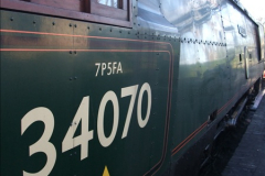 2009-11-04 On The Swanage Railway (17)1084