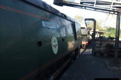 2009-11-04 On The Swanage Railway (18)1085
