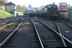 2009-11-04 On The Swanage Railway (29)1096