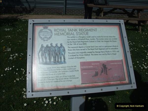 2013-05-16 The Tank Museum at Bovington, Wareham, Dorset.  (10)010